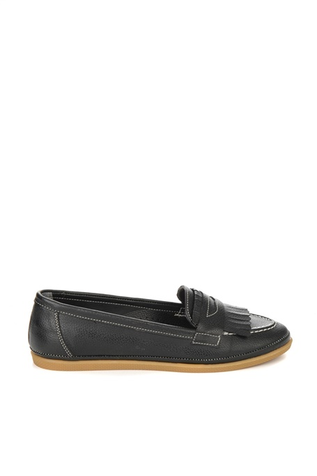 SIYAH OUTLET LOAFER B0814000409